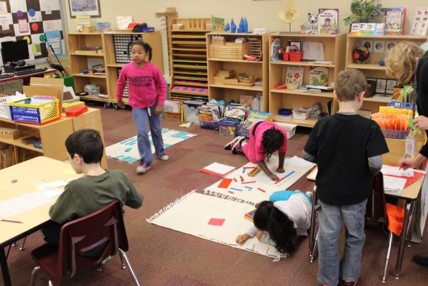 El Método Montessori para aprender inglés: ¿en qué consiste?